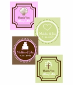 Personalized Labels and Tags