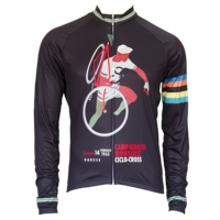 1965 Ciclo Cross Men's Thermal Cycling Jersey