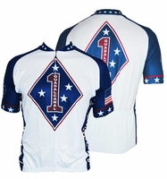 1st Marine Division Cycling Jersey