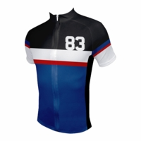 83 Velo Men's Cycling Jersey