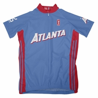 Atlanta Dream Away Short Sleeve Cycling Jersey