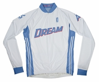 Atlanta Dream Home Long Sleeve Cycling Jersey