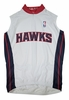 Atlanta Hawks Sleeveless Cycling Jersey Free Shipping