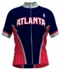 Atlanta Hawks Wind Star Cycling Jersey