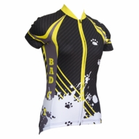 Bad Cat Women's Cycling Jersey