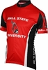 Ball State University Cardinals Cycling Jersey