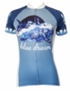 Blue Dream Womens Cycling Jersey