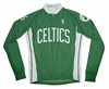 Boston Celtics Away Long Sleeve Cycling Jersey Free Shipping
