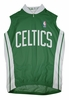 Boston Celtics Away Sleeveless Cycling Jersey