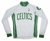 Boston Celtics Long Sleeve Cycling Jersey Free Shipping