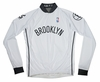 Brooklyn Nets Long Sleeve Cycling Jersey Free Shipping