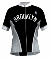 Brooklyn Nets Wind Star Cycling Jersey