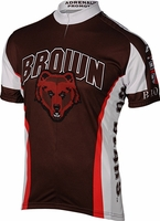 Brown University Bears Cycling Jersey