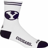 BYU Cycling Socks