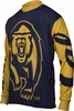 California Golden Bears Long Sleeved Bike Jersey