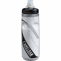 Camelbak Black Podium Chill 21oz Water Bottle