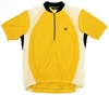 Canari Marathon Road Jersey - Yellow