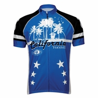 Canari Men's California Paradise Cycling Jersey