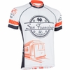 Canari Men's San Francisco Cycling Jersey