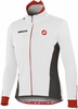 Castelli Espresso Due Black Winter Jacket
