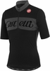 Castelli Gino Wool SS Cycling Jersey - Black