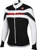 Castelli Giro FZ cycling Jersey - Black/White/Red