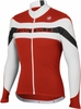 Castelli Giro FZ Cycling Jersey - Red/White/Red