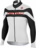 Castelli Giro FZ cycling jersey - White/Black/Red