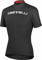 Castelli Prologo HD Black Cycling Jersey