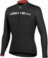 Castelli Prologo HD Longsleeve Cycling Jersey Black