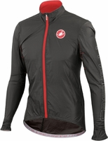 Castelli Velo Black Cycling Jacket