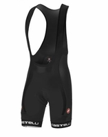 Castelli Velocissimo Due Bibshort - Black