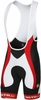 Castelli Velocissimo Due Bibshort - Black/Red/White