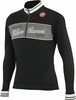 Castelli Vittore Gianni Wool Cycling Jersey - Black