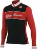 Castelli Vittore Gianni Wool Cycling Jersey - Red
