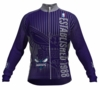 Charlotte Hornets Retro Long Sleeve Cycling Jersey