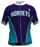Charlotte Hornets Wind Star Cycling Jersey