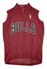 Chicago Bulls Away Sleeveless Cycling Jersey Free Shipping