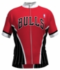 Chicago Bulls Wind Star Cycling Jersey