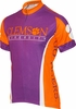 Clemson University Tigers Cycling Jersey Free Shipping