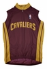 Cleveland Cavaliers Away Sleeveless Cycling Jersey Free Shipping