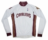 Cleveland Cavaliers Long Sleeve Cycling Jersey Free Shipping