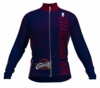 Cleveland Cavaliers Retro Long Sleeve Cycling Jersey