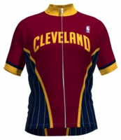 Cleveland Cavaliers Wind Star Cycling Jersey