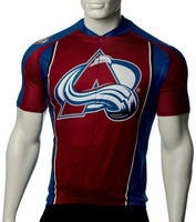 Colorado Avalanche Cycling Jersey
