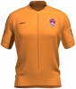 Colorado Rapids Lucky Orange Keeper Short Sleeve Cycling Jersey
