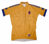 Colorado Rapids Secondary Short Sleeve Cycling Jersey