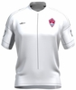 Colorado Rapids White Keeper Short Sleeve Cycling Jersey