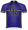 Colorado Rockies Cycling Jersey