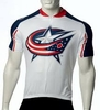 Columbus Blue Jackets Cycling Jersey